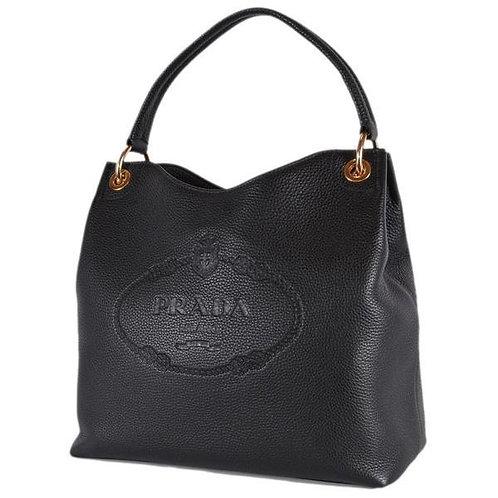 [PRADA] Vitello Daino Shoulder Bag