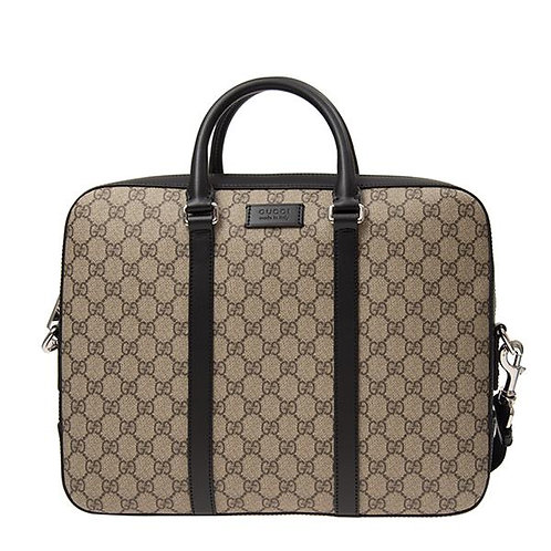 [GUCCI] 'GG SUPREME' Shoulder Bag