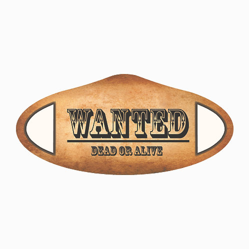 Wanted Mask