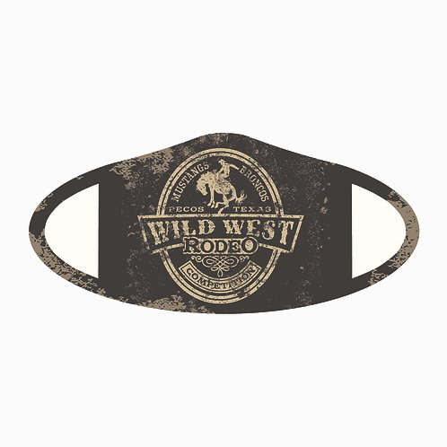 Wild West Mask
