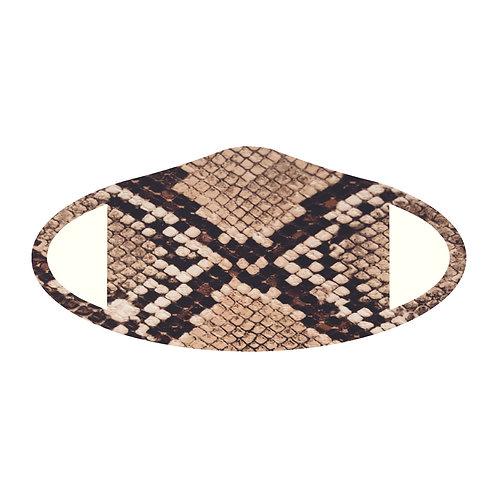 Snake Skin Mask