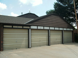 Fourplex Garage