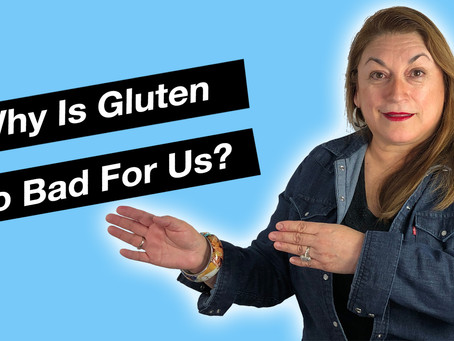 Why IS Gluten So Bad For Us? | 4 Bad Foods to Avoid