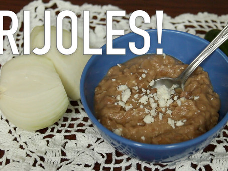 How To Make Frijoles (Beans) Without the 12 Bad Foods