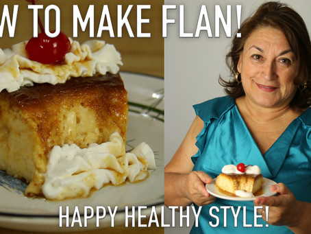 How to Make Flan - Easy Recipe | 12 Bad Foods Series