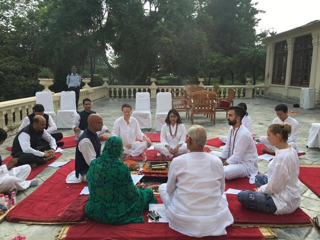National Yoga Day, India