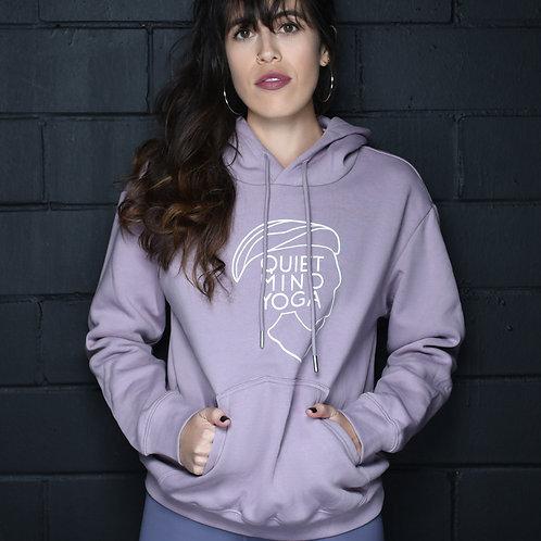 QMY Purple Hoodie