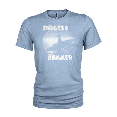 Endless Summer II Classic vintage surfing film, beach & holiday T-shirt