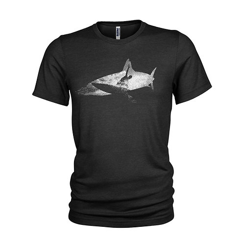 Surfing With The Sharks - Men In Grey Suits Surf T-shirt