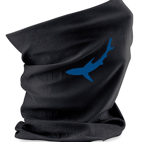 Blue Shark style - Morf style face covering