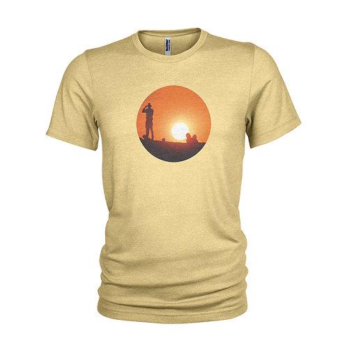 Indiana Jones Raiders of the lost Ark Desert Dig film icon T-shirt