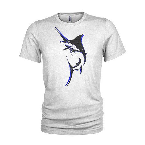 Black Marlin - Indian Ocean Billfish Scuba & Fishing T-shirt