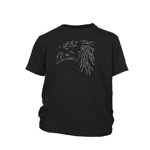 KIDS - Bob Marley reggae legend Easy Skanking T-shirt