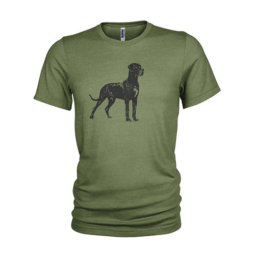 Great Dane Giant dog & pet icon original T-shirt