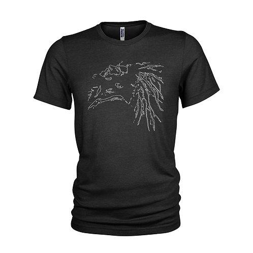 Bob Marley reggae legend Easy Skanking T-shirt