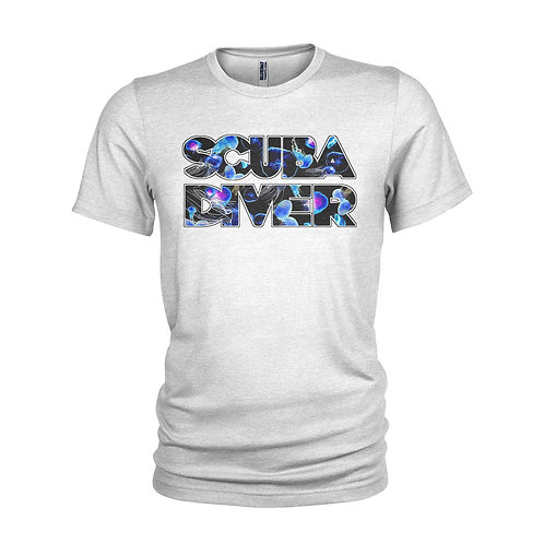 Scuba Diver Jellyfish swarm diving T-shirt