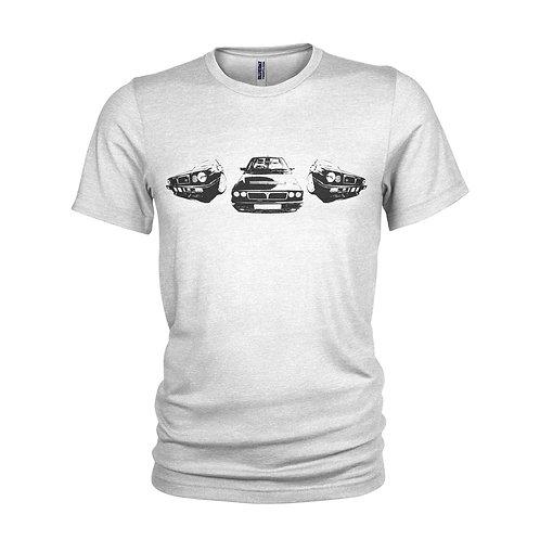 Lancia Delta HF Integrale rally car T-shirt