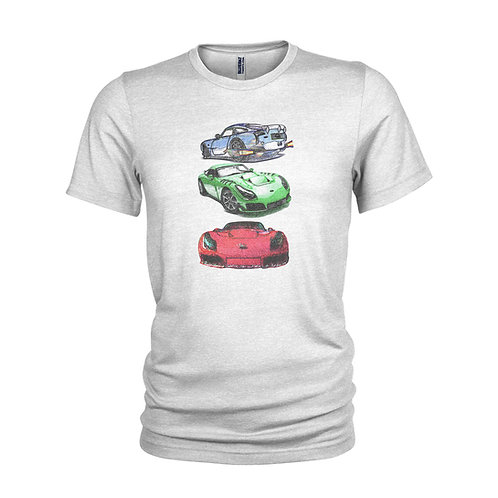 TVR Sagaris T-shirt
