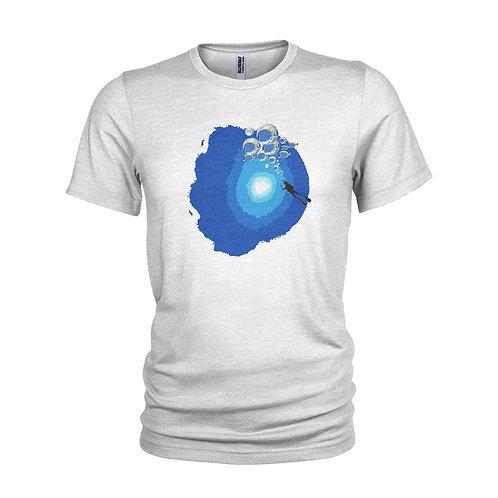 Tang Diver Scuba Diving T-shirt