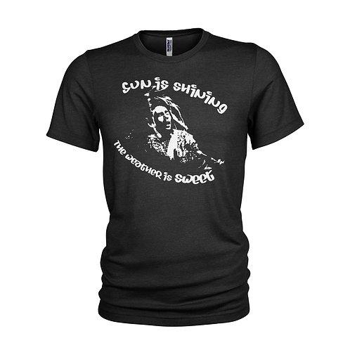Bob Marley reggae legend Sun is shining T-Shirt