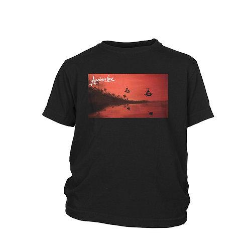 KIDS - Apocalypse Now Cult Vietnam war film Marlon Brando Martin Sheen T-shirt