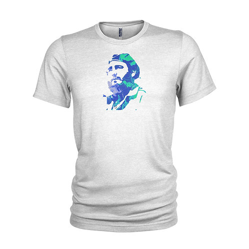 Fidel Castro Cuban Icon beach & holiday cool retro T-shirt