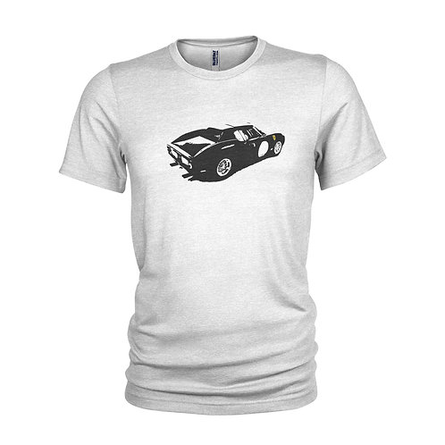 Ferrari 250 LM Classic Le Mans cult race car t-shirt