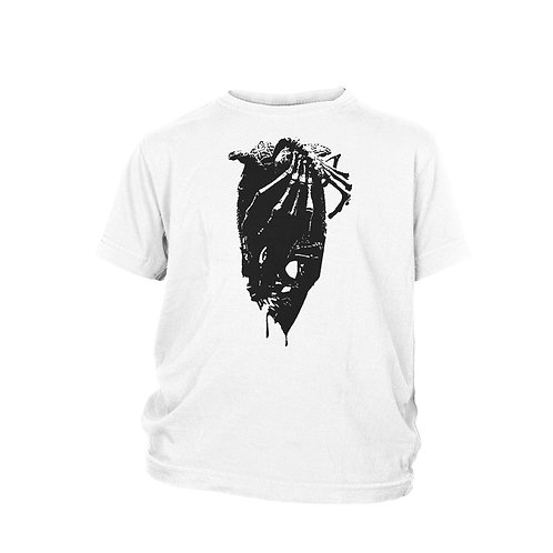 KIDS - ALIENS FACE HUGGER & COCOON movie T-shirt