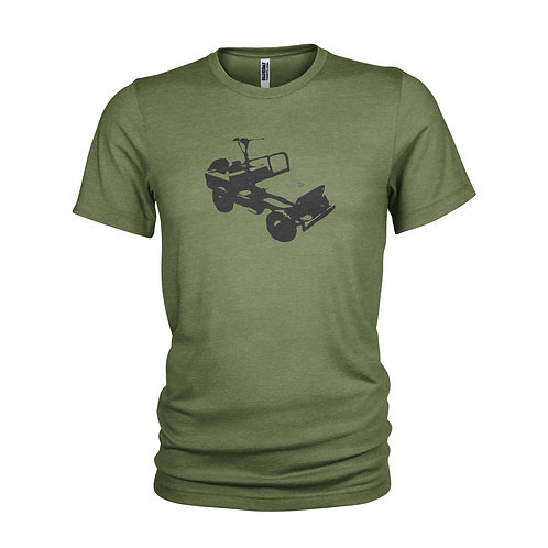 Willys Jeep WWII - US army jeep T-shirt