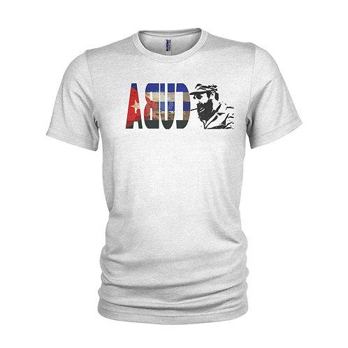 Fidel Castro Che Cuba Flag revolution T-shirt