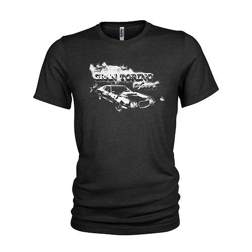Ford Gran Torino Sport car Clint Eastwood film movie T-shirt