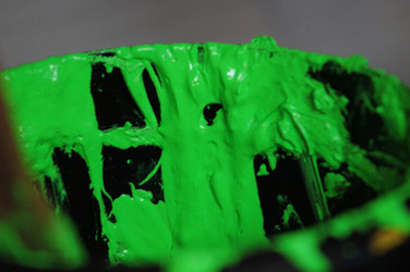 Awesome green ink