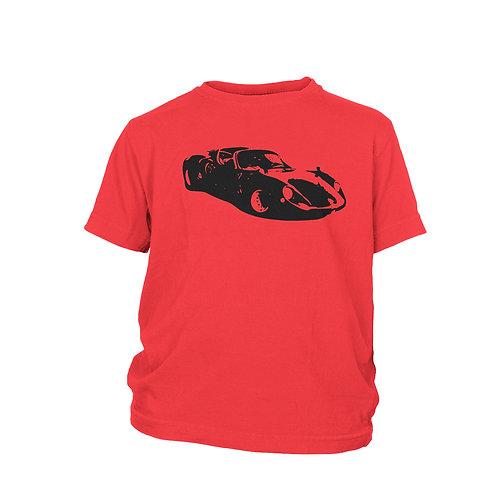 KIDS Alfa Romeo 33 Stradale Beautiful road racer classic car T-shirt