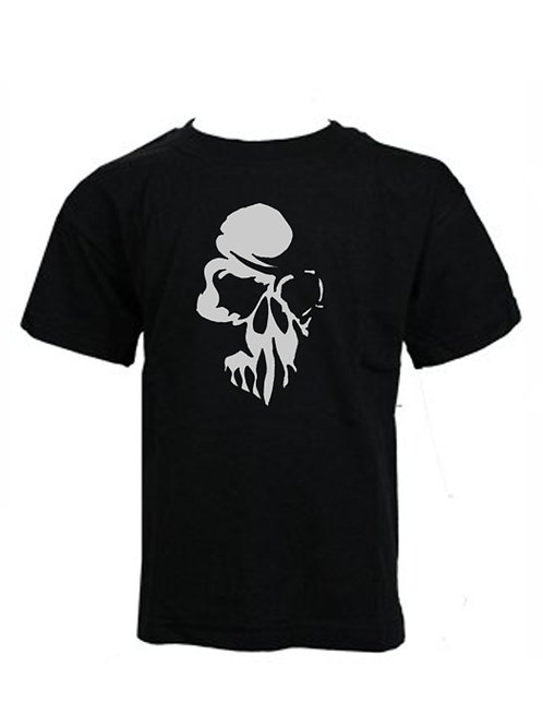 "KIDS - HALLOWEEN - Limited Edition ""GLOW in the DARK"" SKULL T-shirt"