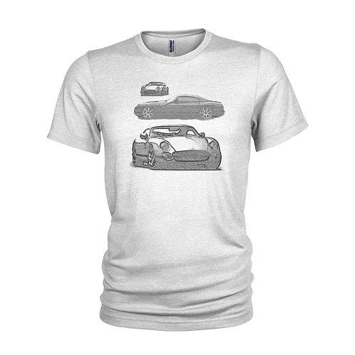 TVR Cerbera II - British muscle V8 road legend club T-Shirt