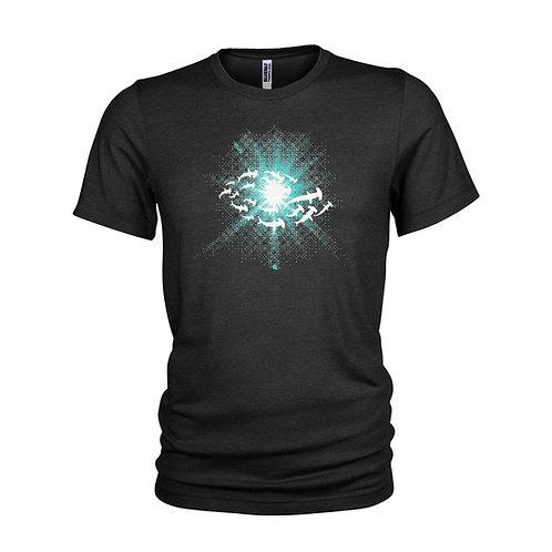Shark Guardian -  charity support T-Shirt - Passing Hammerheads  T-shirt