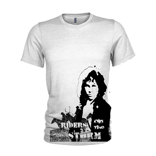 Jim Morrison The Doors Riders On The Storm music - T-shirt