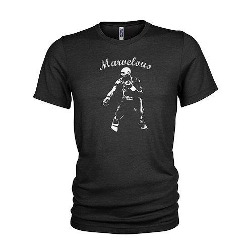 Marvin Hagler boxing sporting legend T-shirt