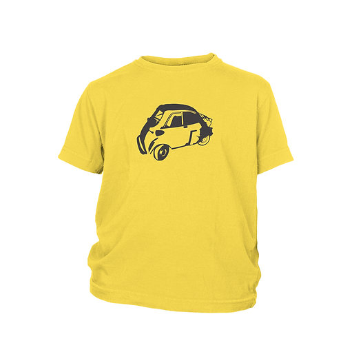 KIDS - BMW Isetta Bubble Car classic car T-shirt