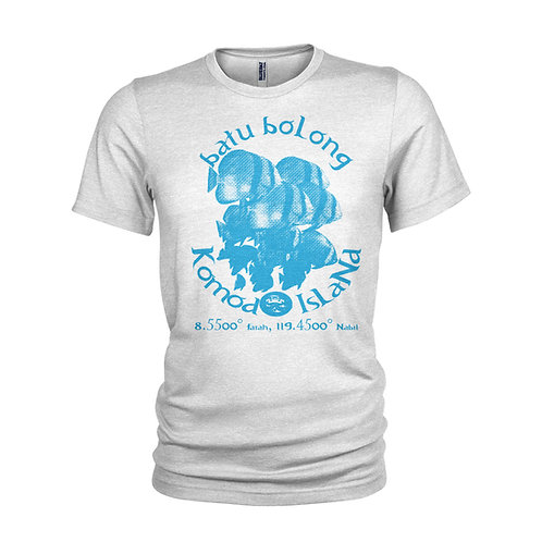BATU BOLONG - Komodo Island top ten scuba dive site T-shirt