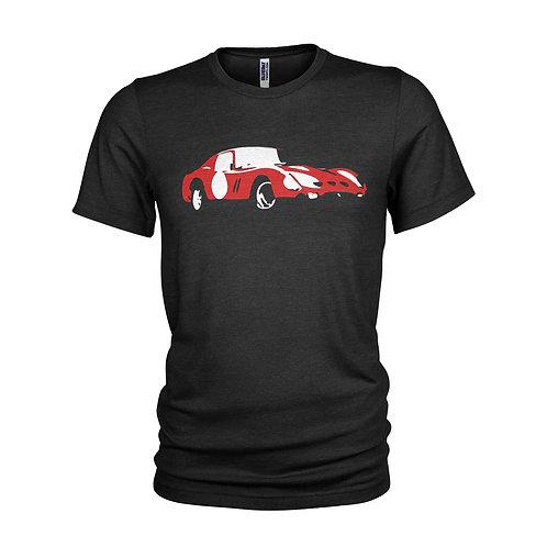 Ferrari 250 GTO iconic car legendary Le Mans racer T-shirt