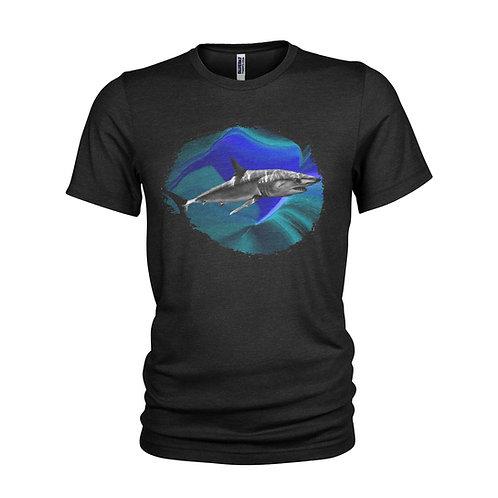 Mako Shark Cool Oceanic swell scuba diving Beach T-Shirt
