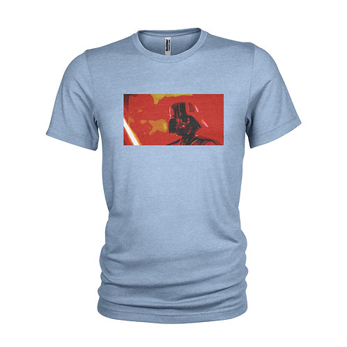 Starwars Darth Vader light Sabre film movie T-shirt