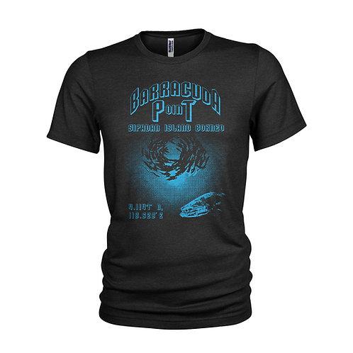 BARRACUDA POINT Sipadan Top ten scuba dive sites Scuba T-shirt