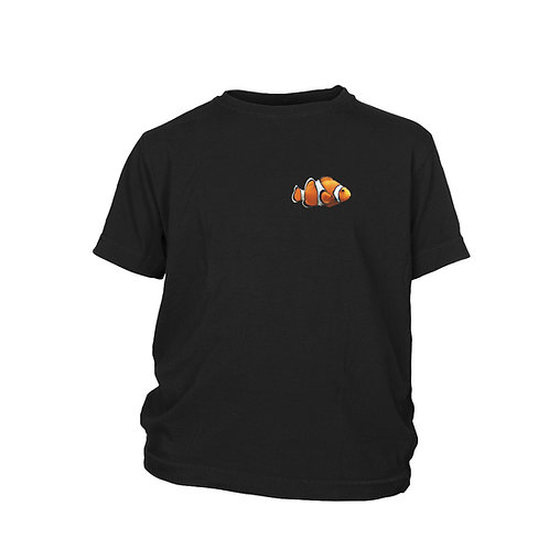 "KIDS - Clownfish logo Scuba diving ""NEMO"" T-shirt"
