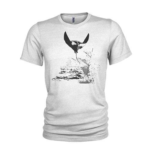 Mobula Ray leap of faith T-Shirt