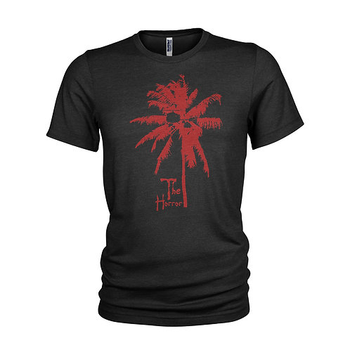 Apocalypse Now - The Horror - cult Vietnam war Martin Sheen film T-shirt
