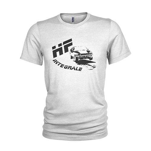 Lancia Delta HF Integrale Italian road legend T-shirt