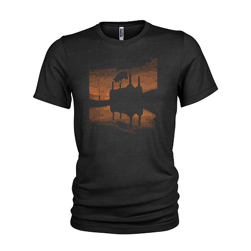 Pink Floyd inspired 'Pigs on the Wing' tribute Battersea London T-shirt