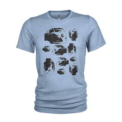 VW Campers T-shirt